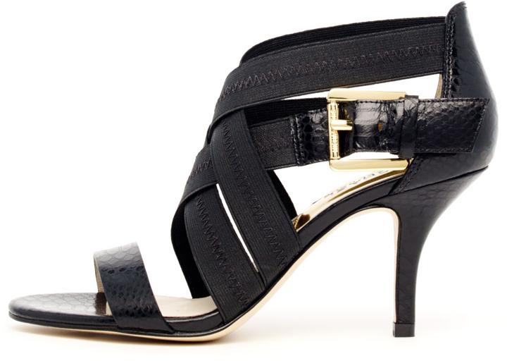 Michael Kors Carina Cross-Strap Sandal
