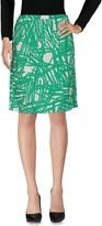 Maliparmi Knee length skirts - Item 35342605