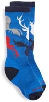 Smartwool Boy's Wintersport Crew Socks