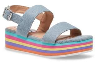 Steve Madden Jkandy Wedge Sandal - Kids'