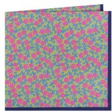 Ted Baker Men's Carnaby Floral Cotton Pocket Square