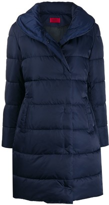 HUGO BOSS Quilted Puffer Coat