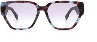Christian Dior Diorid1 Jbw/so Sunglasses