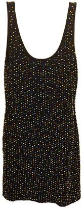 Vivienne Tam Multicolour Cotton Dress for Women Vintage