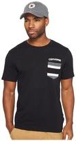 Converse Striped Pocket Tee Men's T Shirt