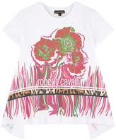 Roberto Cavalli Graphic T-shirt