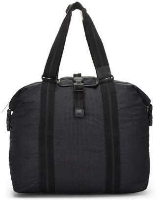Chanel Black Sportline Boston Bag
