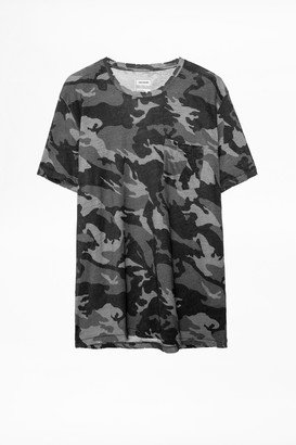 Zadig & Voltaire Stockholm Lin T-Shirt