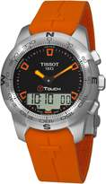 Tissot Men's T0474201705101 T-Touch Multi-Function Watch