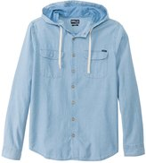 O'Neill Men's Afterparty Long Sleeve Button Up Hoodie 8141065