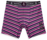 Psycho Bunny Currant Stripe Bunny Knit Boxer Brief