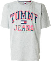 Tommy Jeans logo print T-shirt
