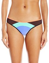 Body Glove Women's Borderline Surf Rider Bikini Bottom