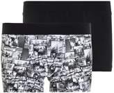 Schiesser 2 PACK Shorts black