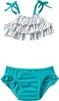 Old Navy Ruffle-Front Bikinis for Baby