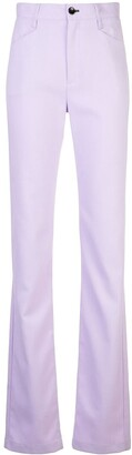 Proenza Schouler White Label High-Waisted Tailored Trousers