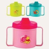 Disney Baby Winnie the Pooh Cup with Double Handles (Pink) by Baby King