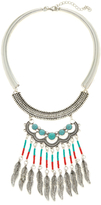 Diamond Statement Necklace