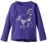 Carhartt Kids - Glitter Horse Tee Girl's T Shirt