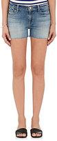 J Brand Women's Cut-Off Mid-Rise Cotton Shorts