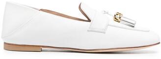 Stuart Weitzman Wylie tassel loafers