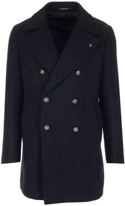Tagliatore Double Breasted Coat