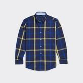 Tommy Hilfiger Custom Fit Stretch Plaid Shirt