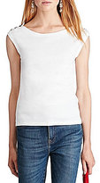 Polo Ralph Lauren Sleeveless Cotton Top