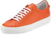 Givenchy Urban Low-Top Street Sneaker, Orange