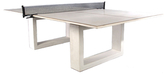 Ping Pong Dining Table in Black