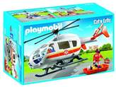 Playmobil 6686 City Emergency Medical Helicopter