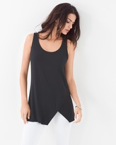 Soma Intimates Soft Jersey Wrapped Hem Tunic