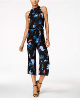 Nine West High-Neck Jumpsuit