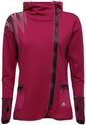 adidas Cold.rdy Prime Zip-up Jacket W/ Hood