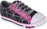 Skechers Kids' Twinkle Toes Geometric Sneaker Pre/Grade School