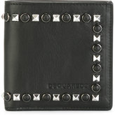 DSQUARED2 studded wallet - men - Leather/metal - One Size