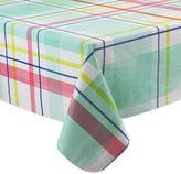 Celebrate Summer Together Plaid Tablecloth