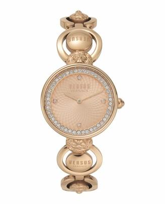 Versus By Versace Women's Victoria Harbour Quartz Watch Strap