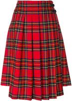 P.A.R.O.S.H. Lamix skirt - women - Spandex/Elastane/Virgin Wool - XS