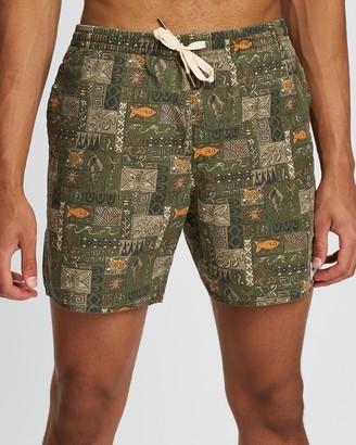 rhythm Vanuatu Jam Shorts