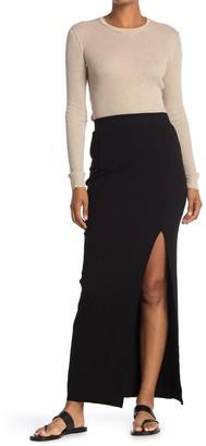 NSF Ariza Side Slit Skirt