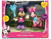 Disney Minnie Mouse Pony Fashion Show Set