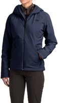 The North Face Apex Elevation Soft Shell Hooded Jacket - Insulated (For Women)