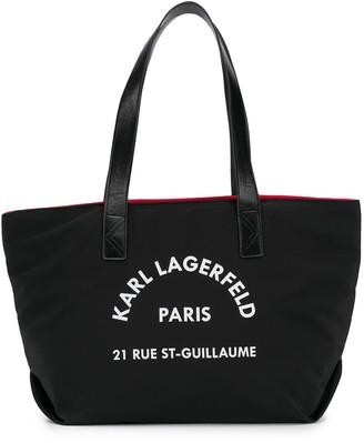 Karl Lagerfeld Paris Rsg shopping bag