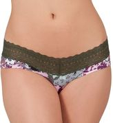 Candies Candie's® Floral Lace Cheeky Hipster Panty ZZ73U333Z