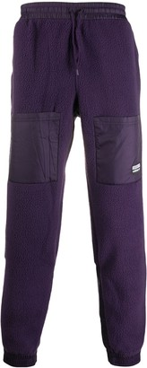 adidas Logo Shearling Tracksuit Pants