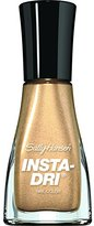 Sally Hansen Insta-Dri Fast Dry Nail Color, Go For Gold, 120, 0.31 Fluid Ounce