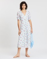 Faithfull The Brand Maggie Midi Dress