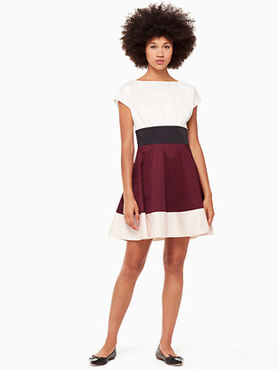 Kate Spade Colorblock Fiorella Dress