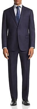 Giorgio Armani Emporio G-Line Plaid Classic Fit Suit